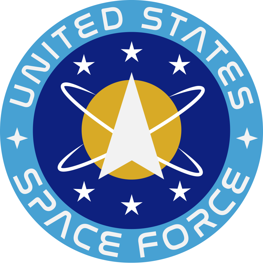 United States Space Force Logo - stadeodesign.com