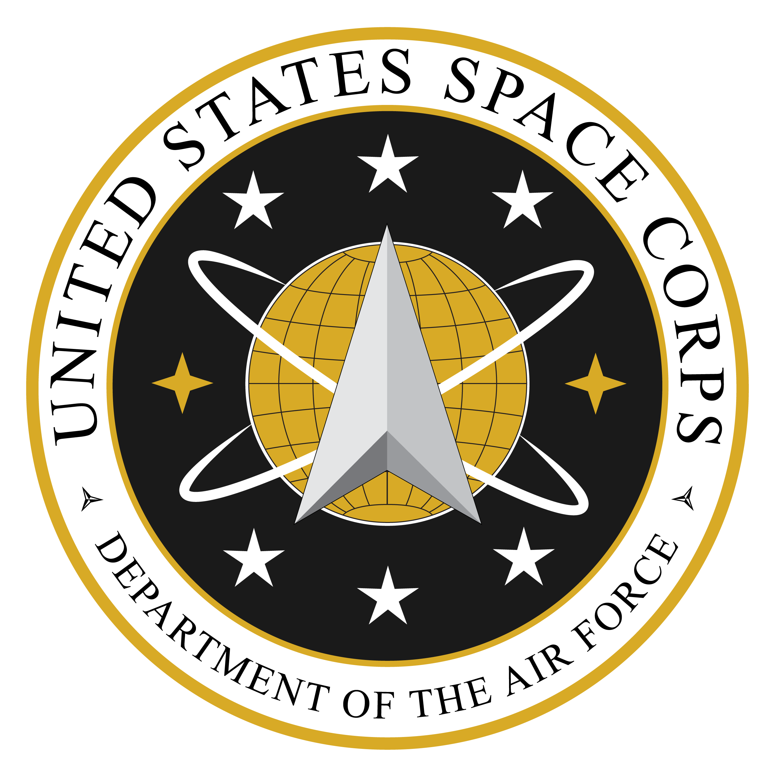 United States Space Corps (Proposed) – stadeo design