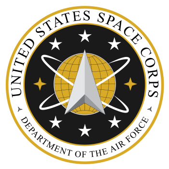 United States Space Corps Seal